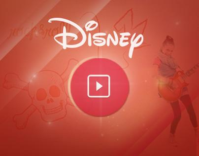 Disney Showreel