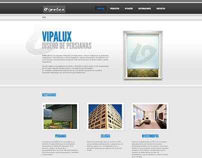 Vipalux Website