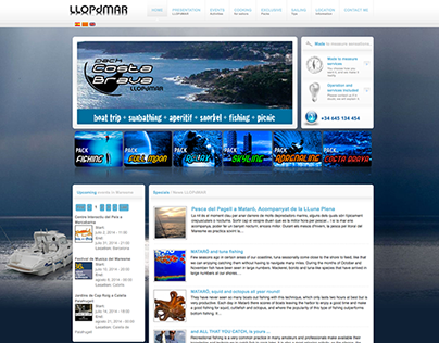 LLOPdMAR website (2011)