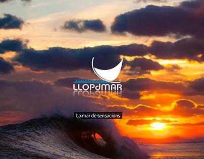 Microsite Comercial LLOPdMAR