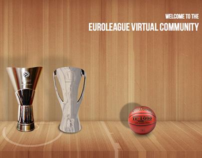 Implementació Virtual Community Euroleague Basketball