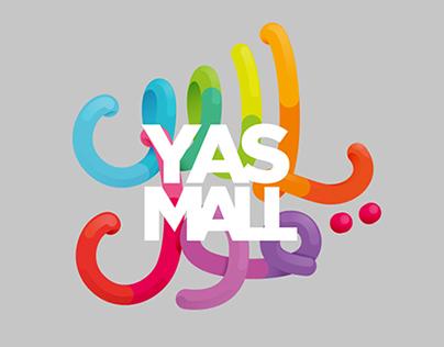 Yas Mall Identity