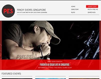 Pinoy Event Singapore v1 (2012)