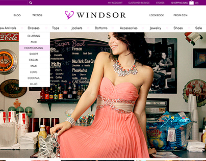 Windsor Website Redesign