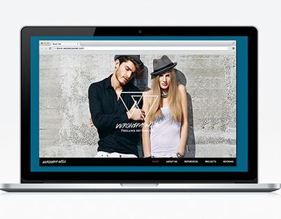 Self-Promotion Website