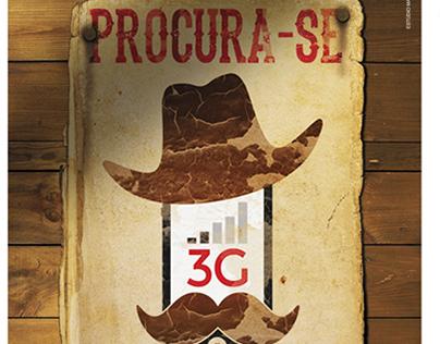 Proteste – 3G campaign
