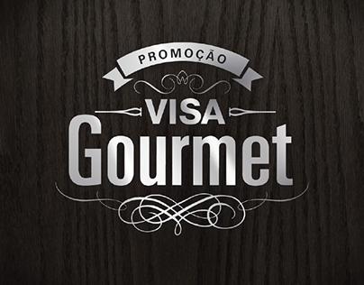 Promoção Visa Gourmet