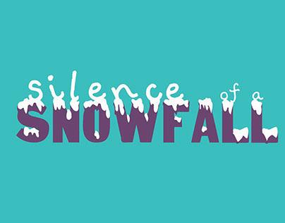 Kinetic Type: Silence Series