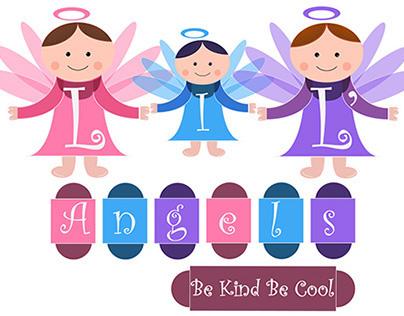 Little Angels // Logo