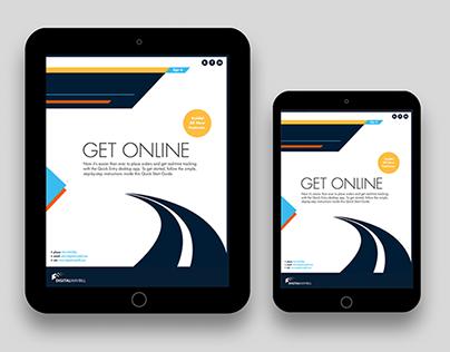 Digital Waybill - Digital Brochure