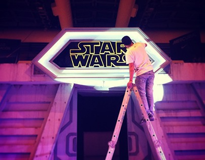 STAR WARS Official marketing Act.