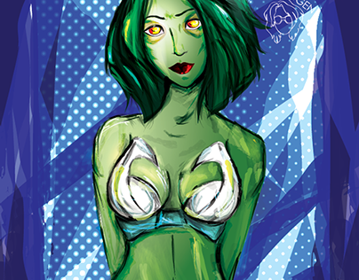 Guardians_of_the_Galaxy Gamora