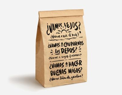 Areas packaging