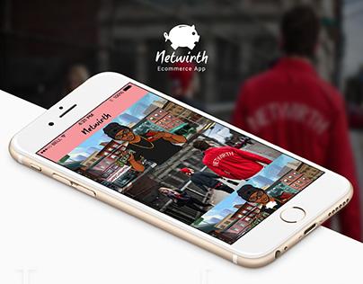 Netwirth E-commerce App