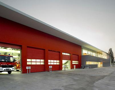 Mataró Fire station