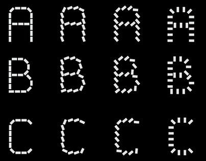 Dynamic typeface, 2013