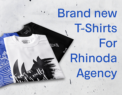 T-Shirts for IT Agency