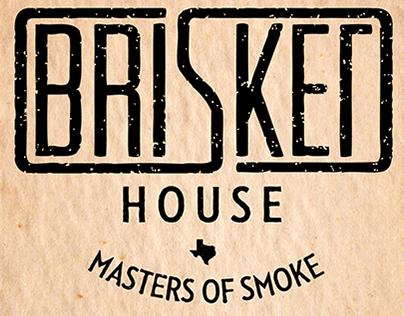 Brisket House Branding