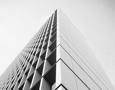 Building in Angola - Exterior shots