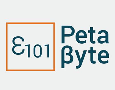 Petabyte Identidade Visual