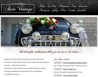 Autovintage Website Restyling