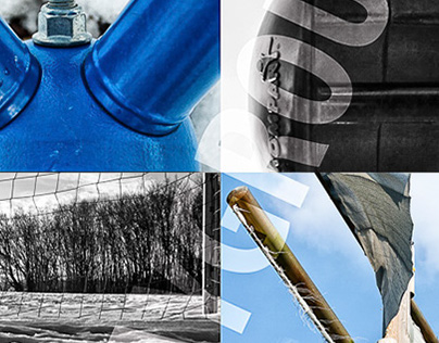 Collage series - playground