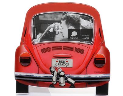 Photo Frame Beatle