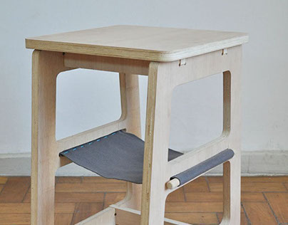 Levy 8 Stool