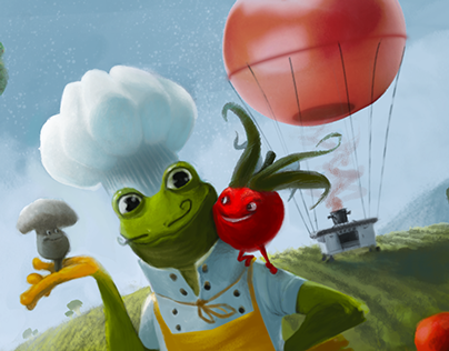Little Green Chef