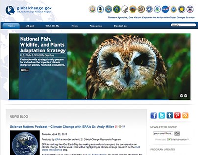 U.S. Global Change Research Program (USGCRP)