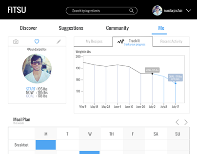 FITSU prototype - Web