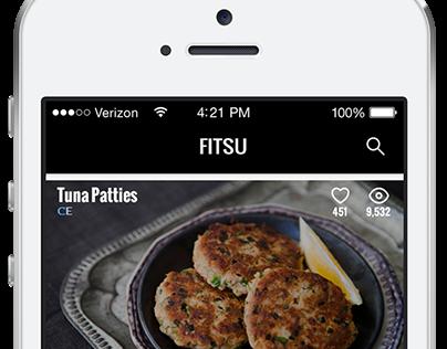 FITSU project - iOS app