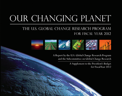 Our Changing Planet - Fiscal Year 2012