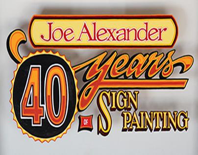 Joe Alexander KickStarter Video Promo