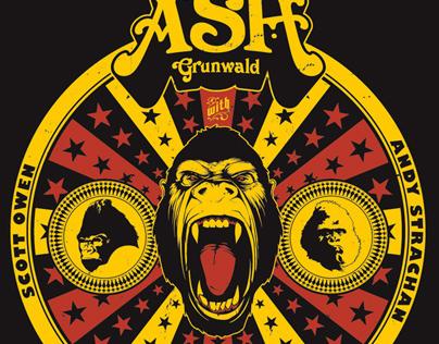Ash Grunwald - Gargantua