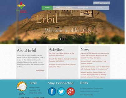 Erbil Tourism 2014