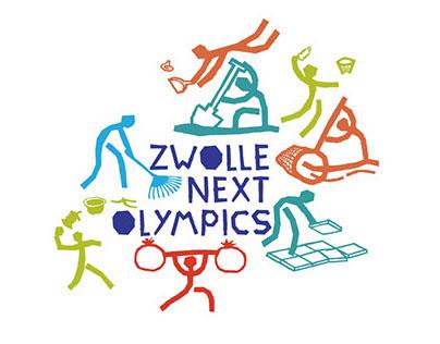 Zwolle Next Olympics - Identity