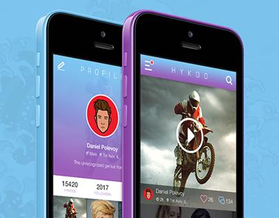 Hykoo App / Concept