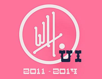 WellHairy Ui 2011 - 2014