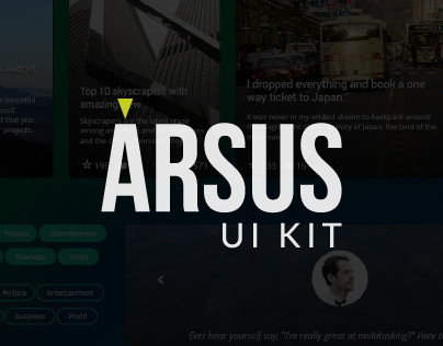 Arsus UI Kit