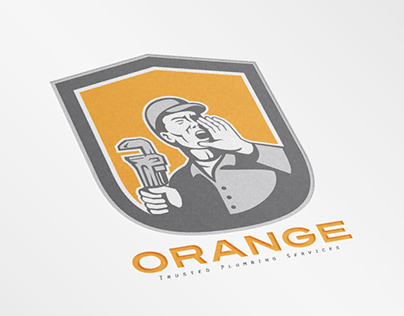 Orange Trusted Plumbing Services Logo