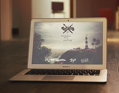 'El Mundo Papel' - Website Redesign