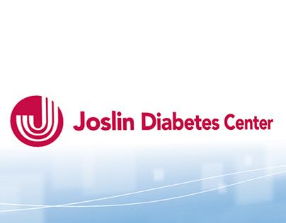 Joslin Diabetes Center brand identity