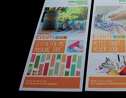 Event Flyer   Knauber GmbH