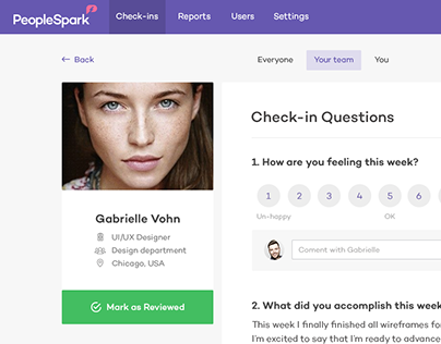 PeopleSpark 2.0 (desktop)