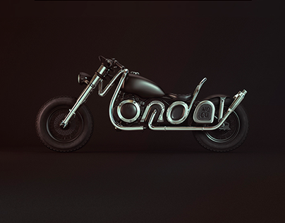 Monday Mo. Co. Type Bike