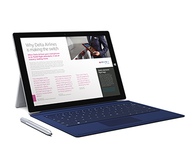 Microsoft Surface Pro 3 ebook