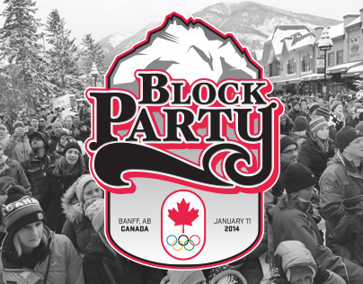 Molson Canadian Block Party