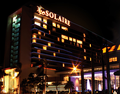 Solaire Resort & Casino 2013 Annual Report