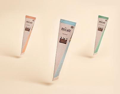 alicafé Eco-friendly repackaging